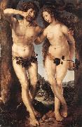 Adam and Eve sdgh, GOSSAERT, Jan (Mabuse)